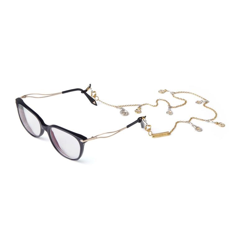 Jessica de Lotz for Frame Chain glasses chain