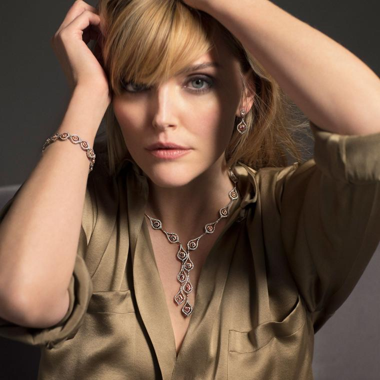 A very British affair: Boodles jewellery and Sophie Dahl