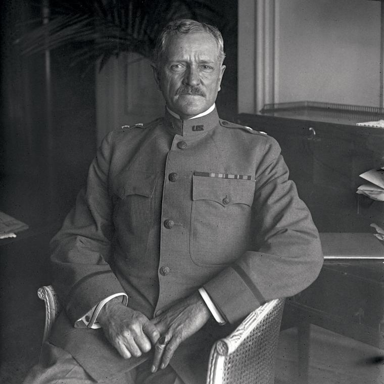 General Pershing portrait