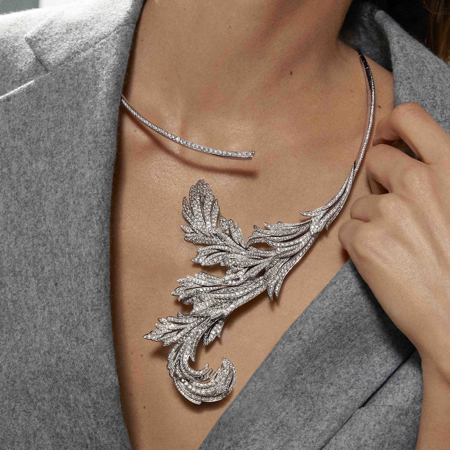 Boucheron high jewellery necklace collection 2019