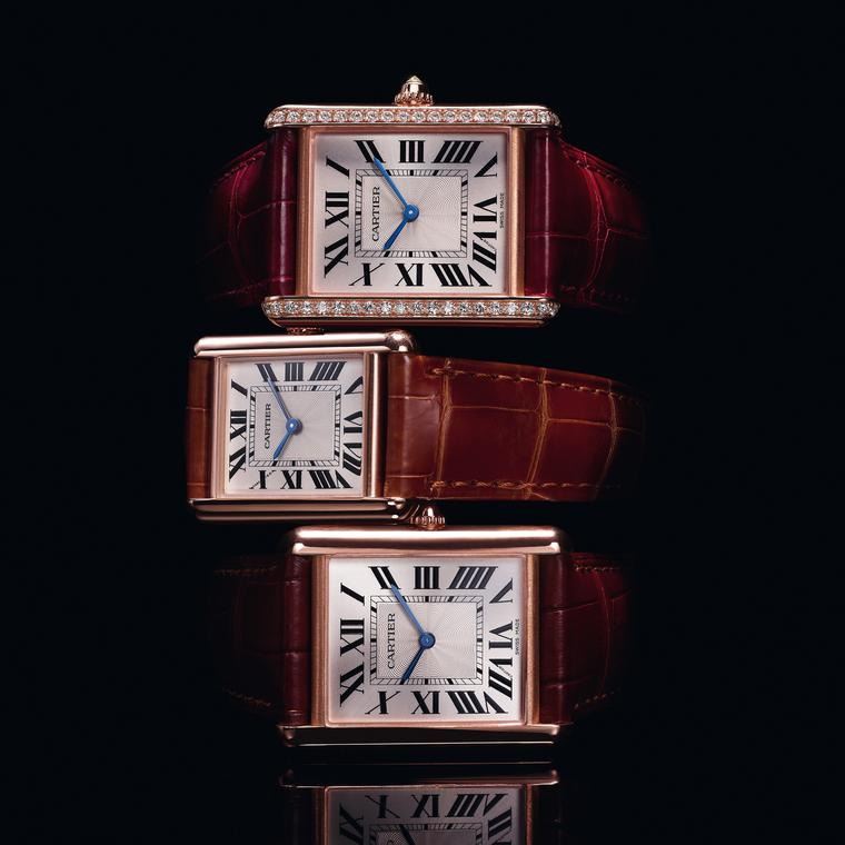 Cartier Tank watch: 100 years on the frontline of style