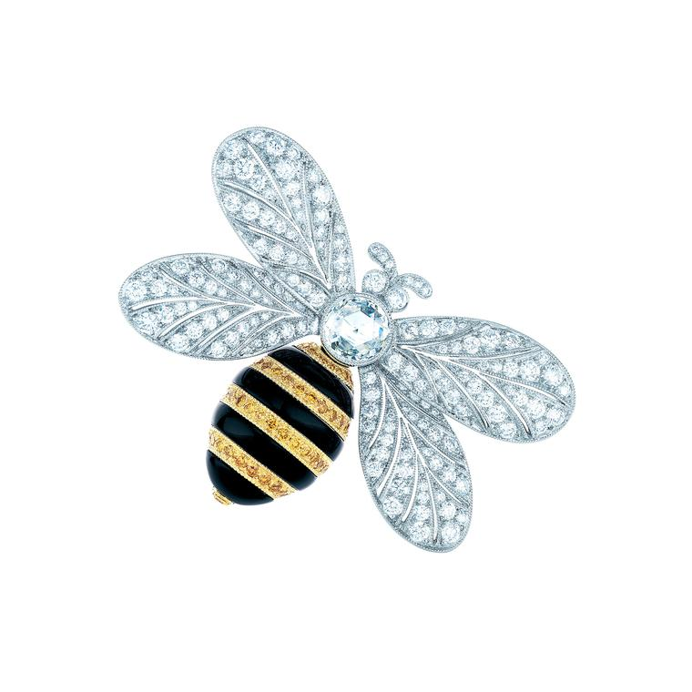 Jean Schlumberger for Tiffany Bee brooch