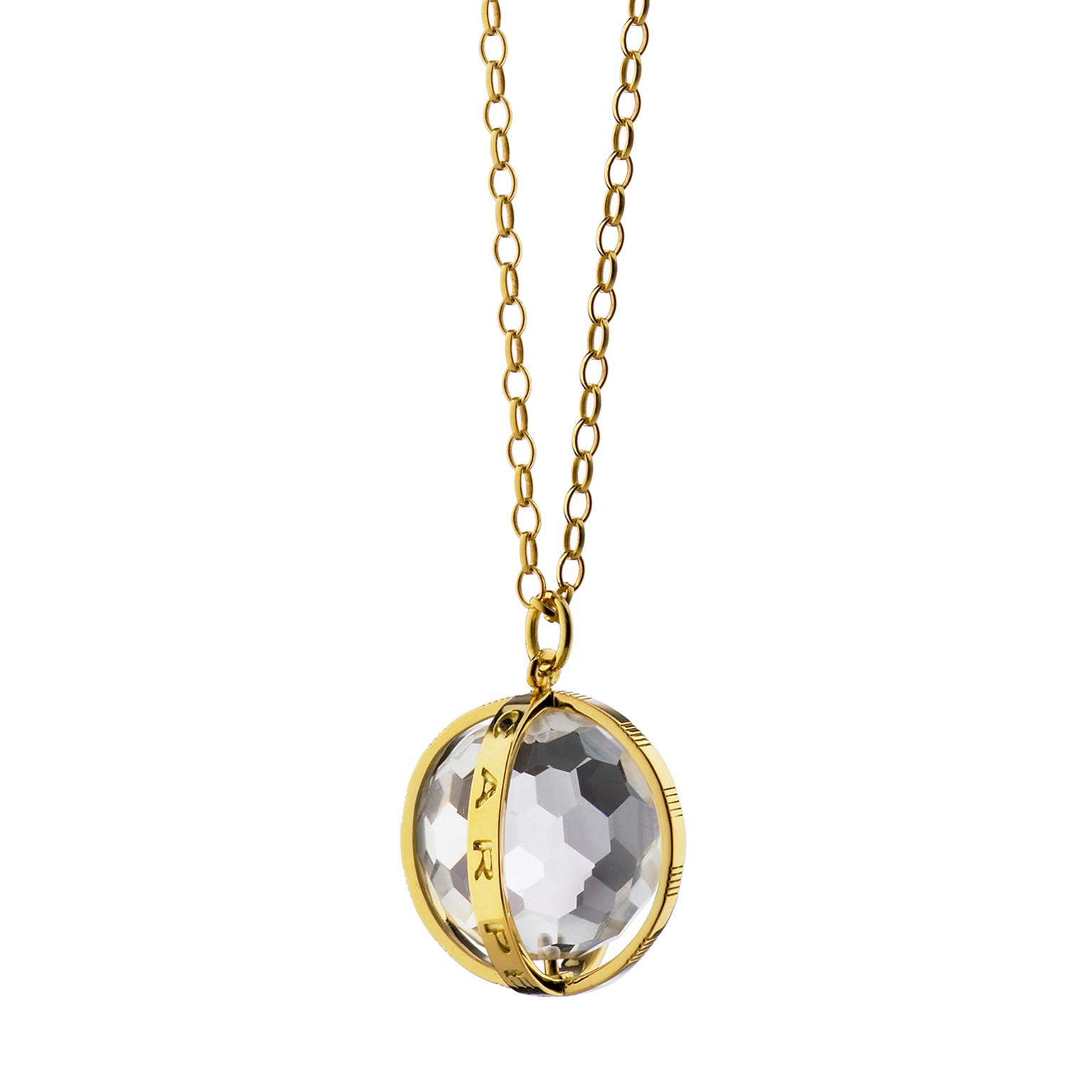 Monica Rich Kosann Carpe Diem necklace
