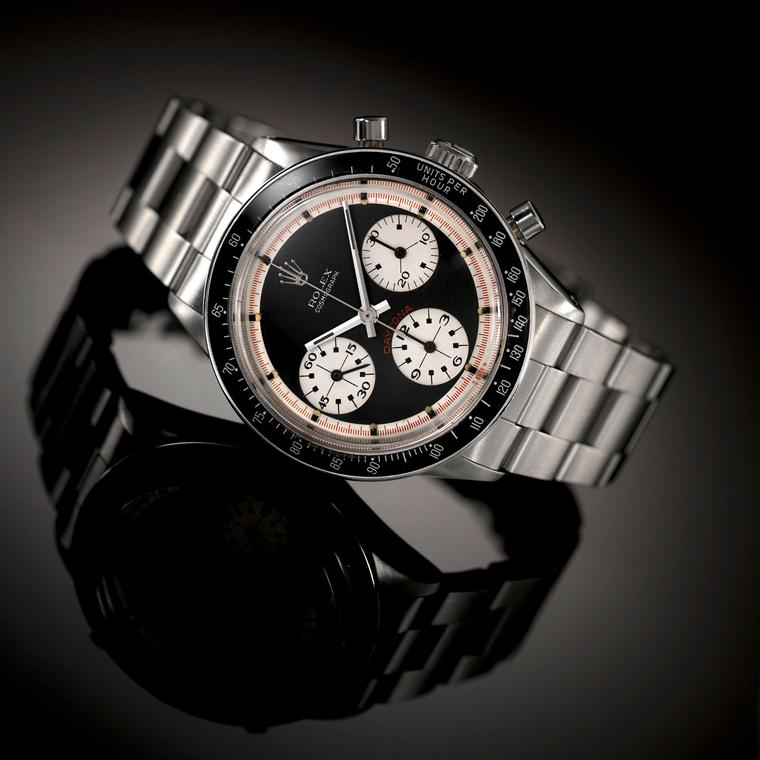 Rolex Cosmograph Daytona Paul Newman chronograph watch