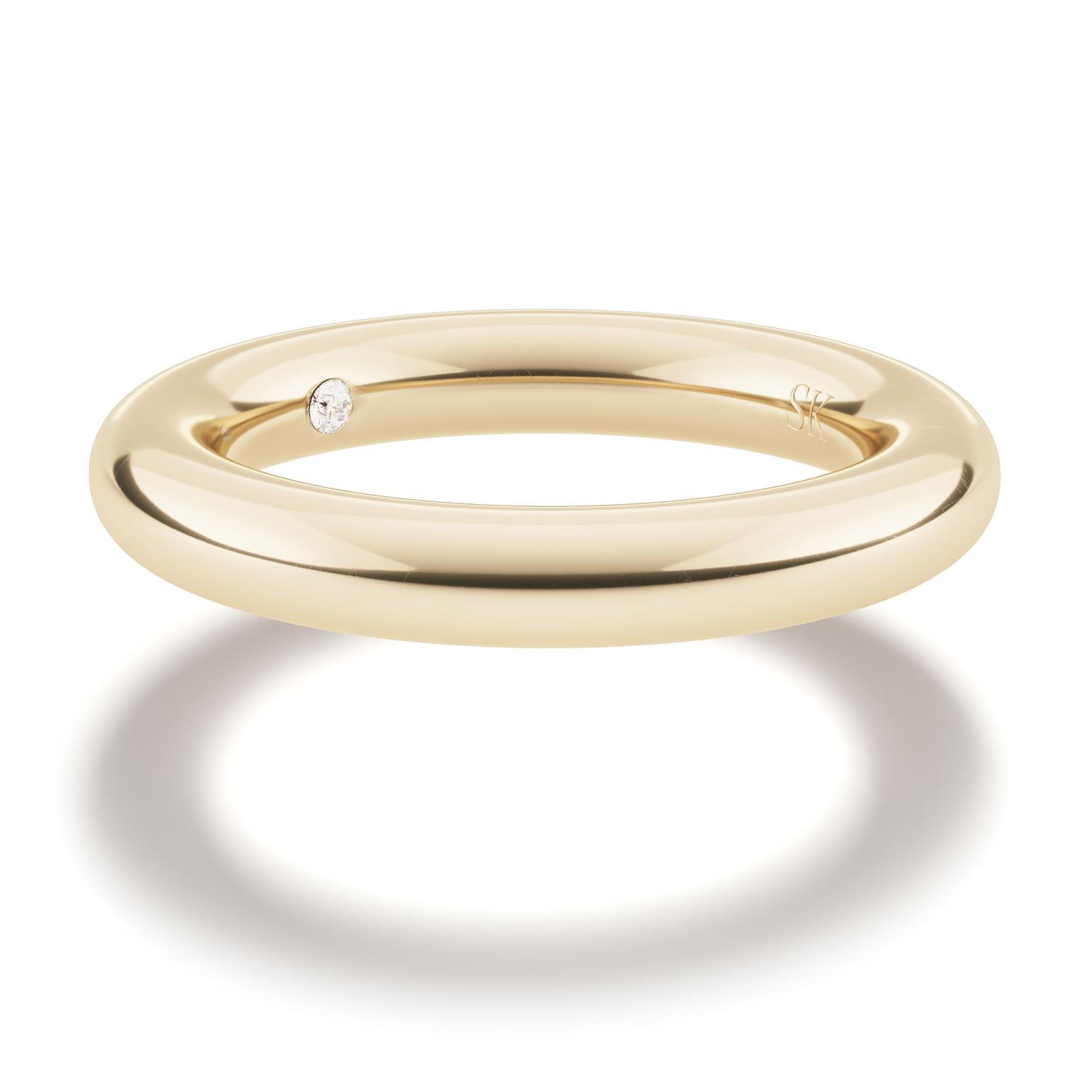 Spinelli Kilcollin Orpheus wedding band