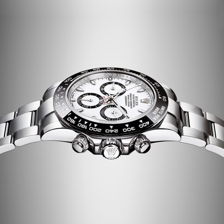 Cosmograph Daytona watch in stainless steel