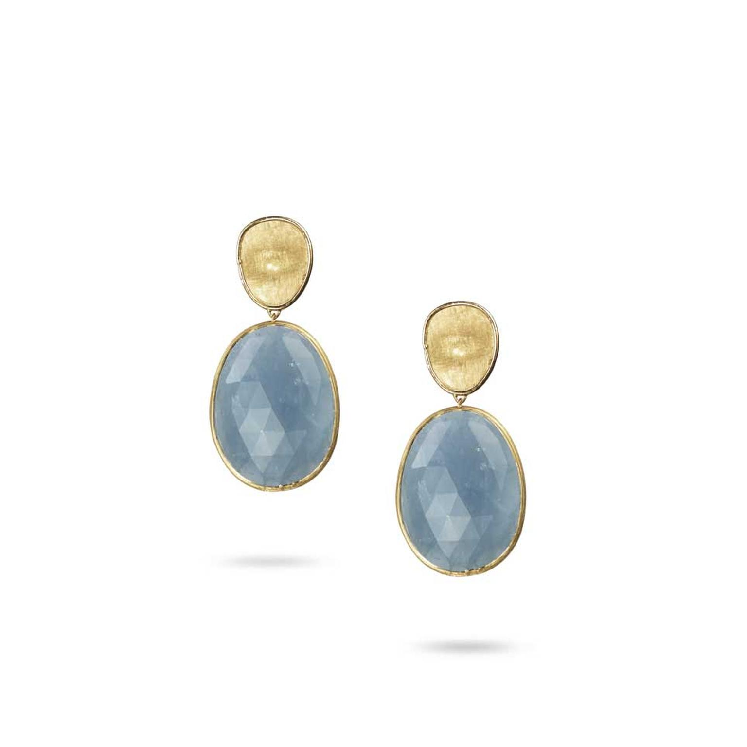 Rubover settings Marco Bicego earrings
