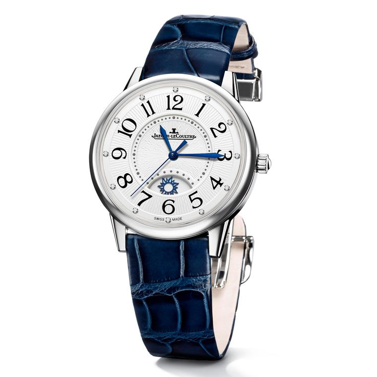 Jaeger-LeCoultre Rendez-Vous Night & Day large steel