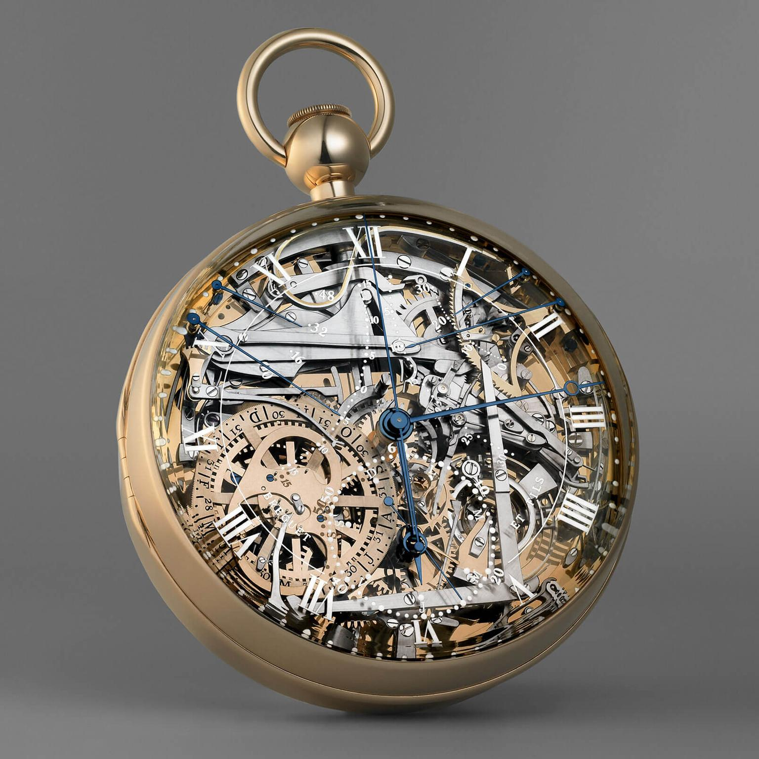 Breguet Marie Antoinette pocket watch