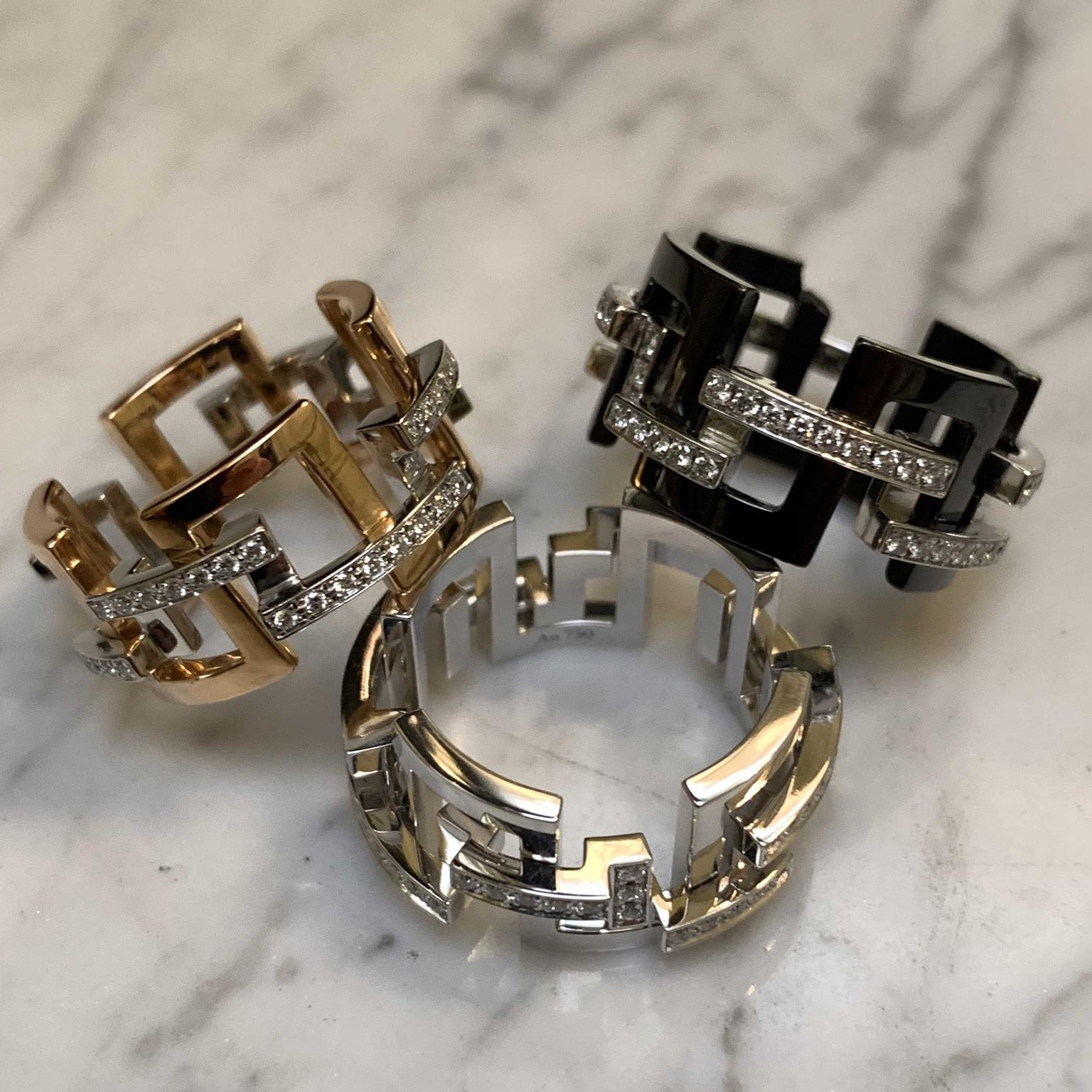 His and hers: gender fluid jewels for a new decade