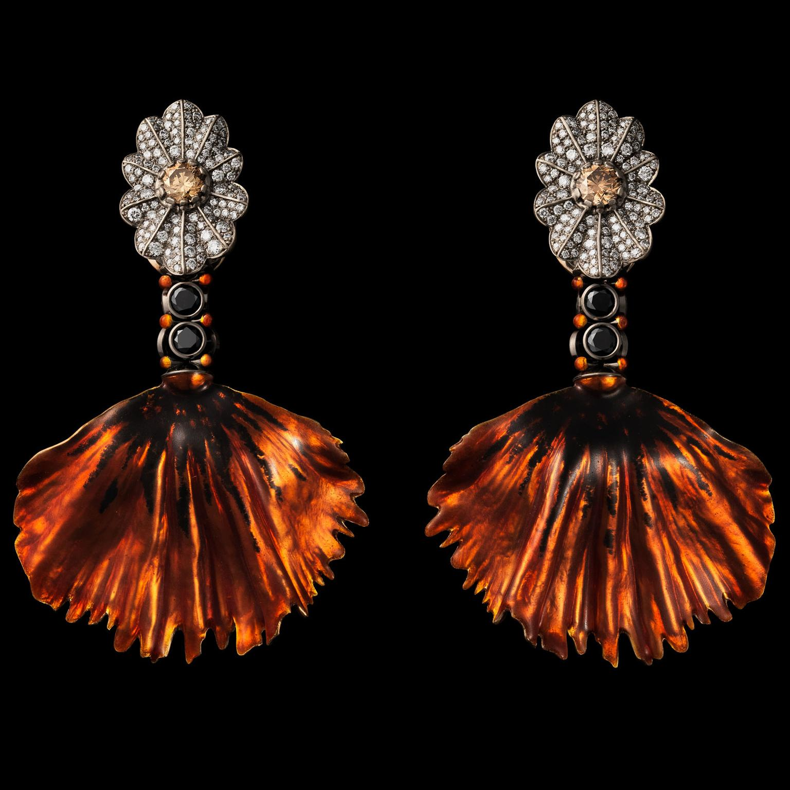 Otto Jakob Bailaora earrings