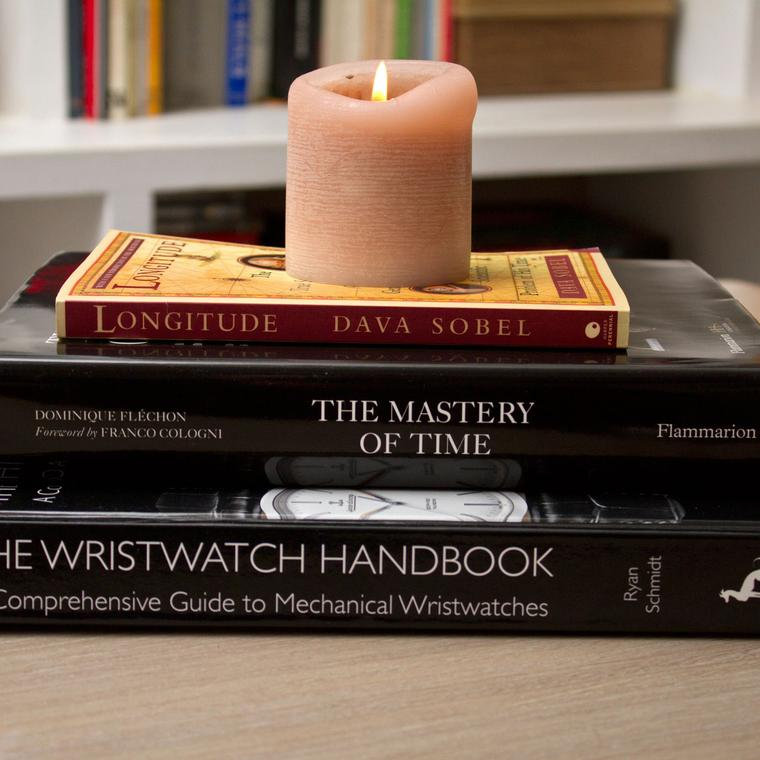 Best books for watch lovers this Christmas