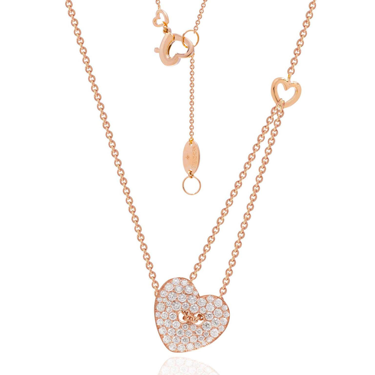 Stenzhorn Chain my Heart necklace