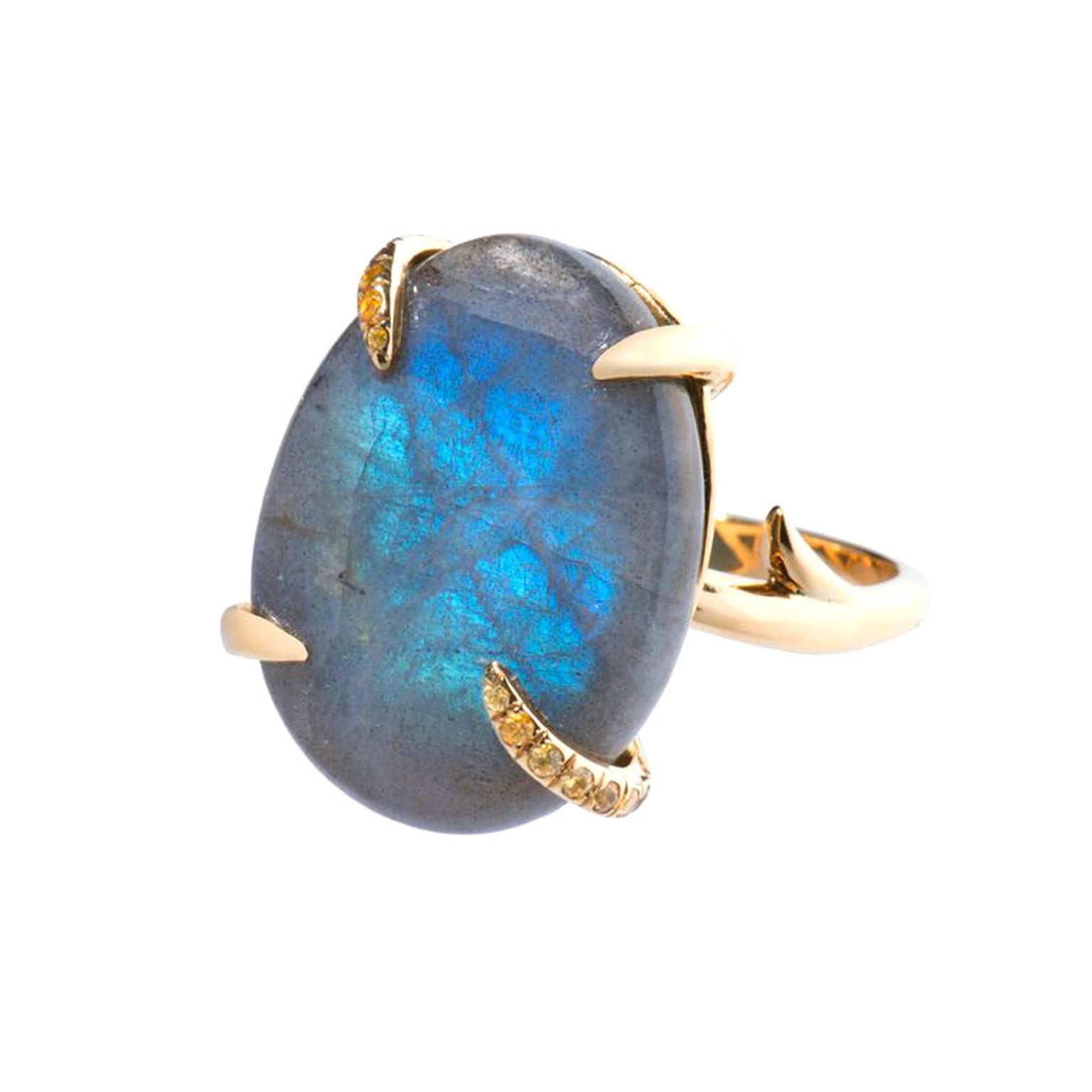 Gemstone trends: cool colours and cuts for 2016