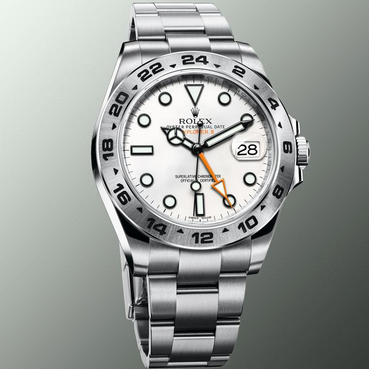 Oyster Perpetual Explorer II watch