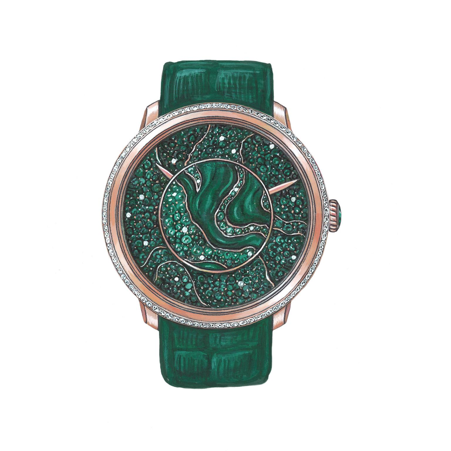 Fabergé Lady Libertine I watch