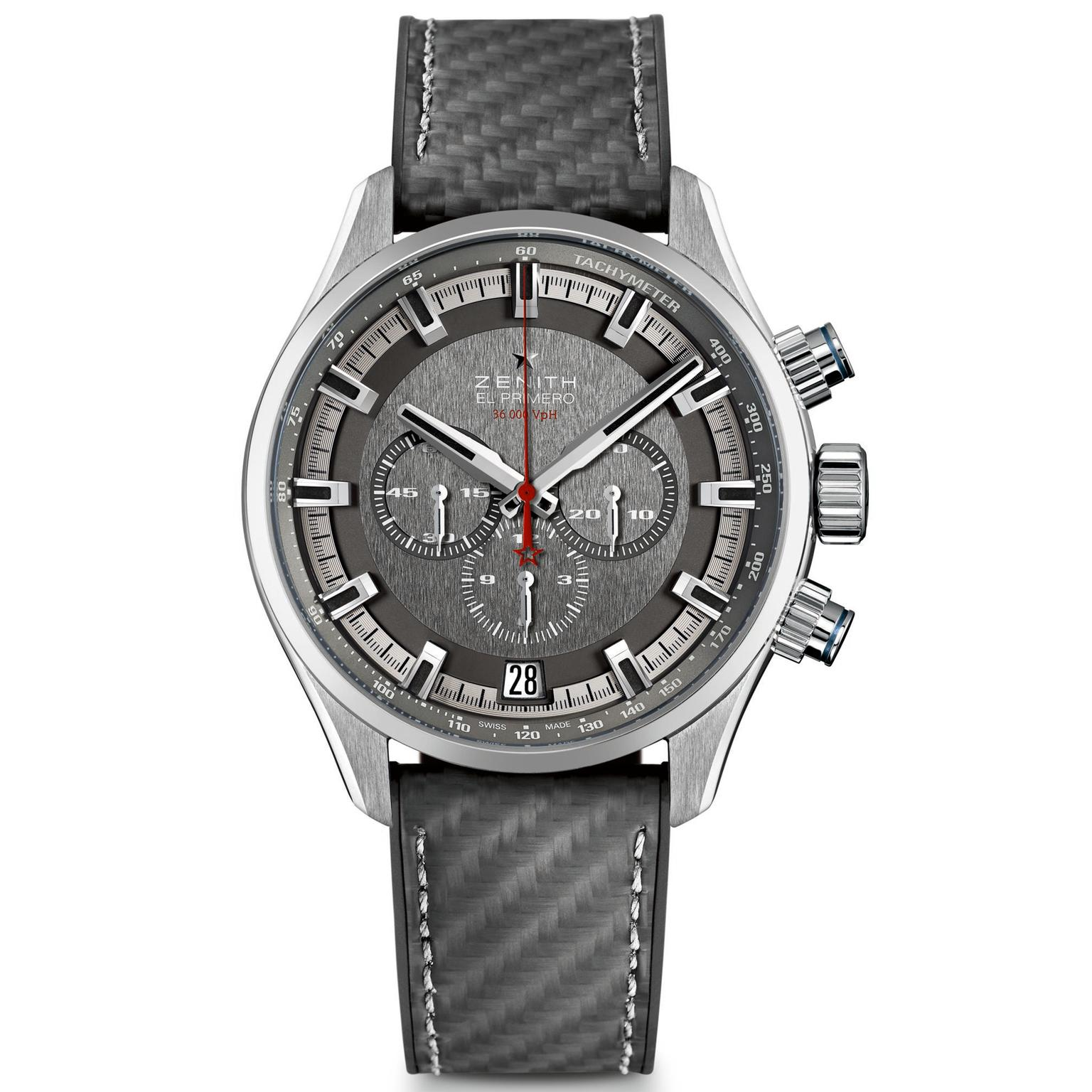 Zenith Chronomaster El Primero Sport Land Rover BAR Team Edition watch