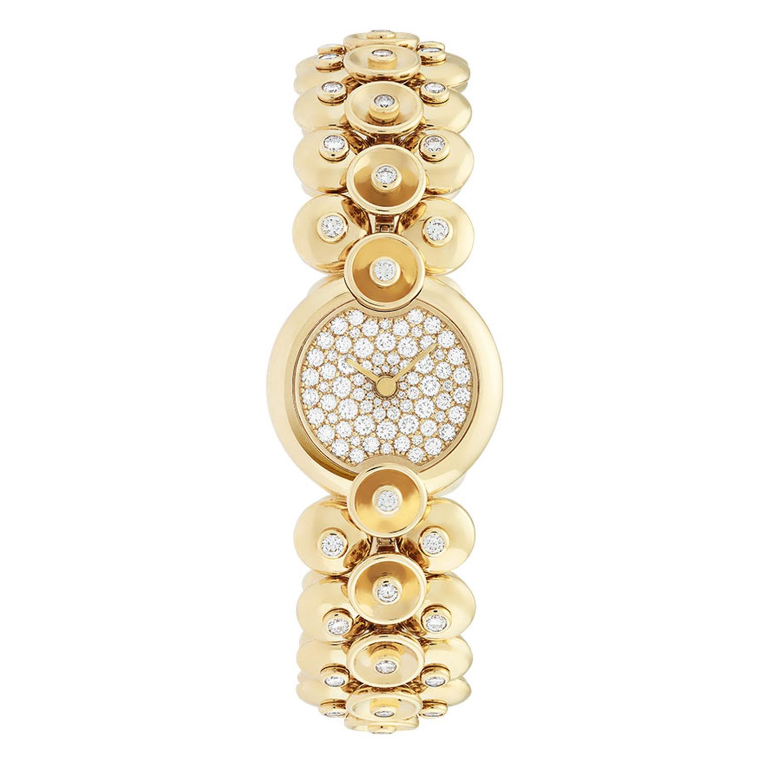 Van Cleef & Arpels Bouton d'Or watch