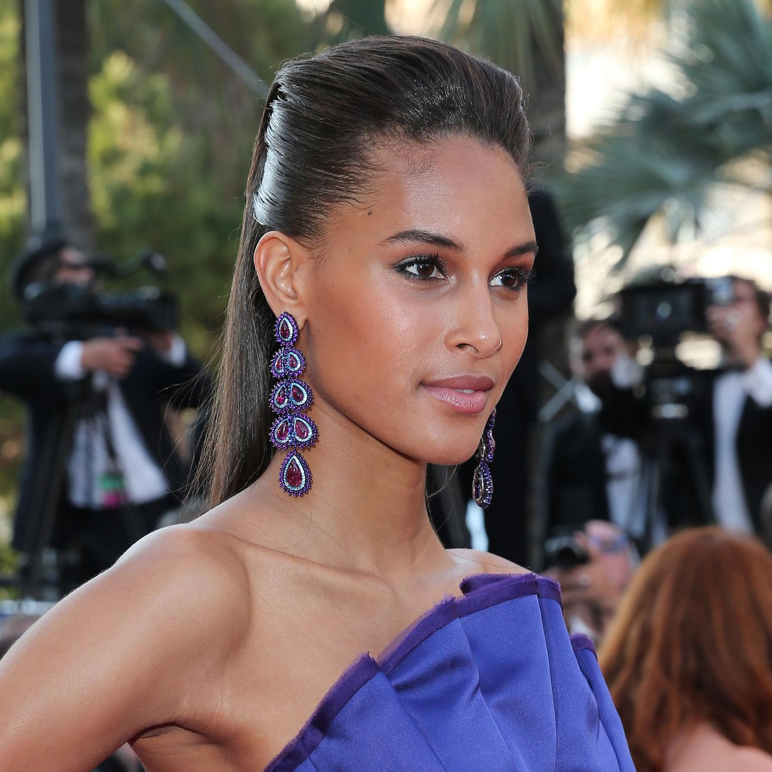 Cannes 2016 Day 7: Cindy Bruna in Chopard