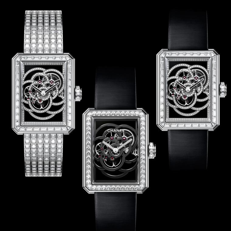 Première class: Chanel's iconic watch turns 30