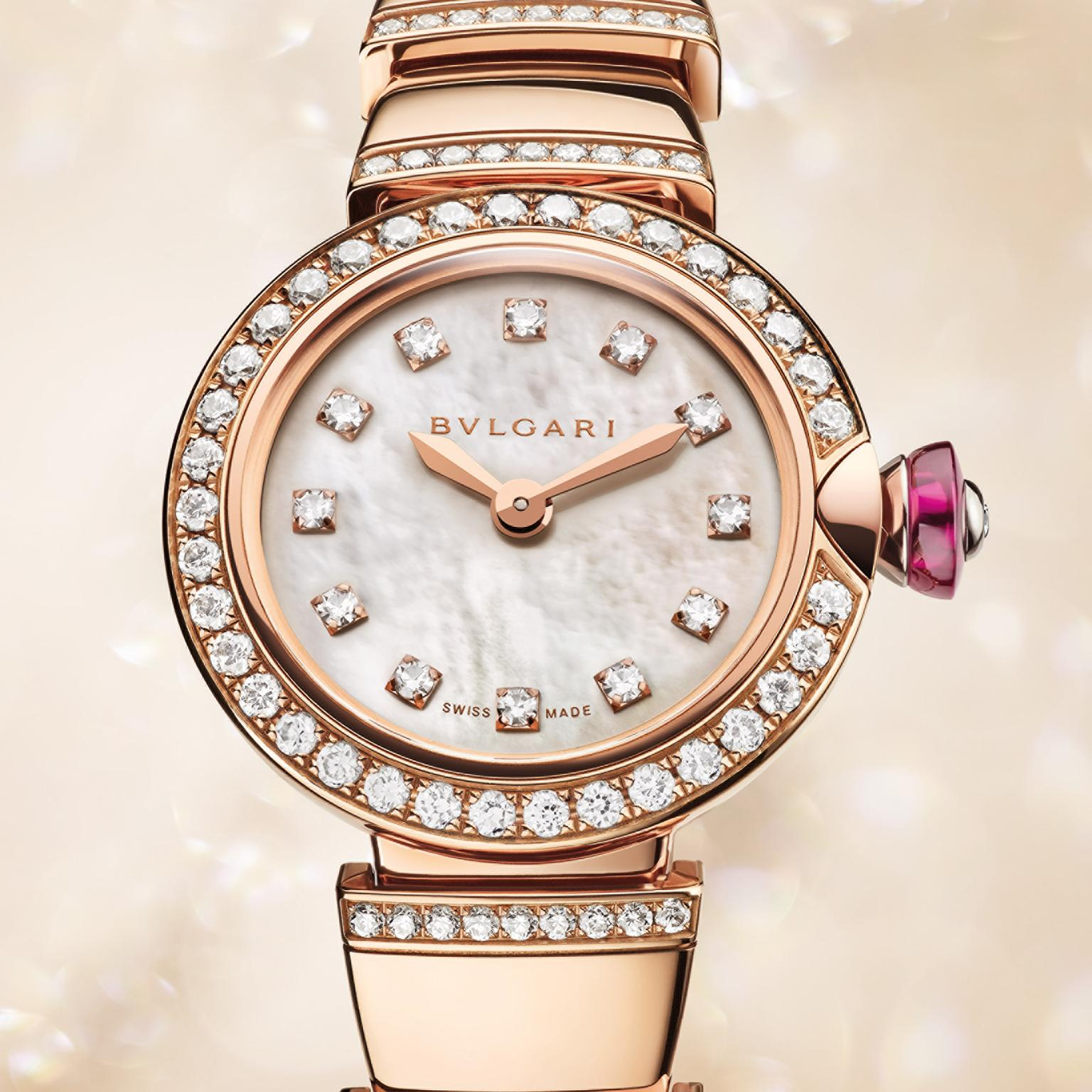 Bulgari PICCOLA LVCEA watch