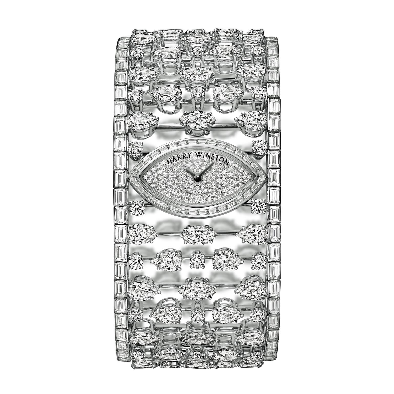 Harry Winston Mrs Winston watch