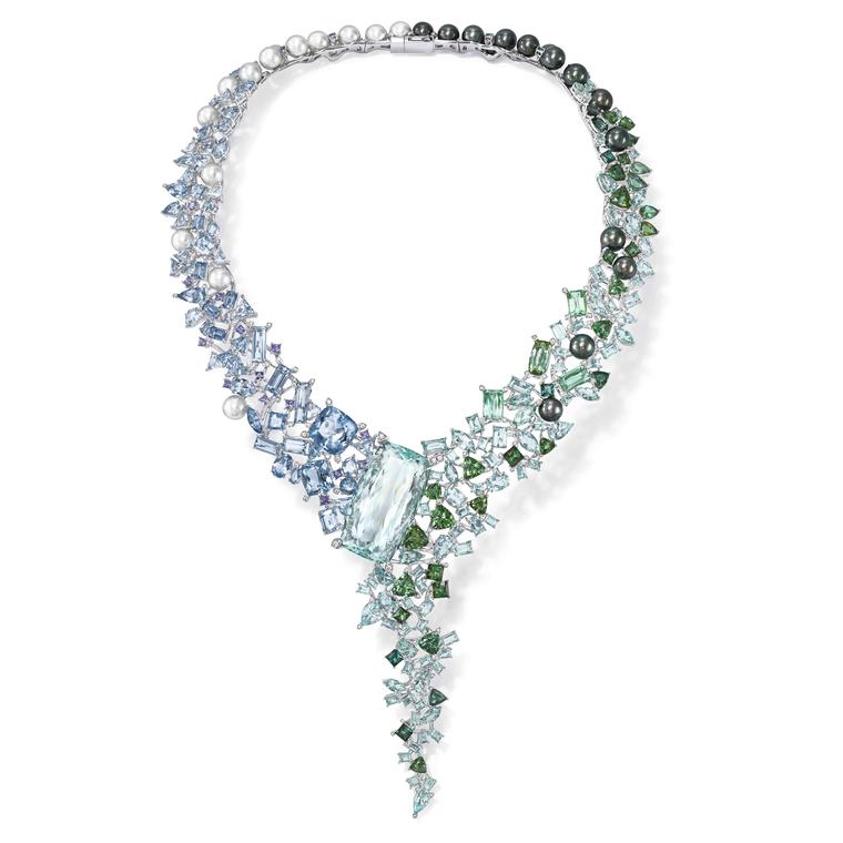 Forest Valley necklace by Tasaki