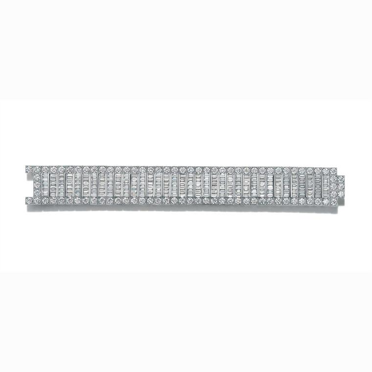 Tiffany Masterpieces diamond bracelet