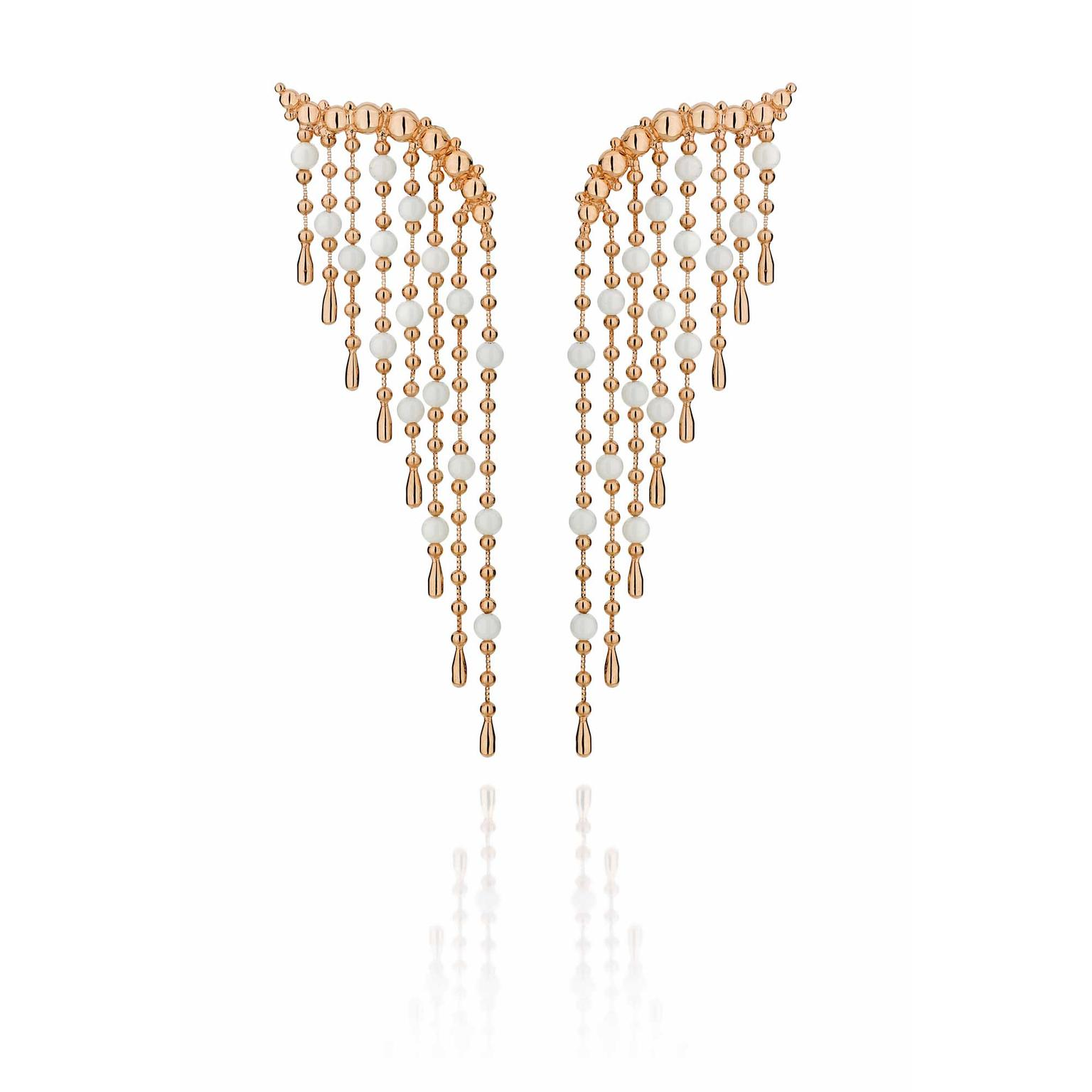 Carla Amorim Singing in the Rain earrings