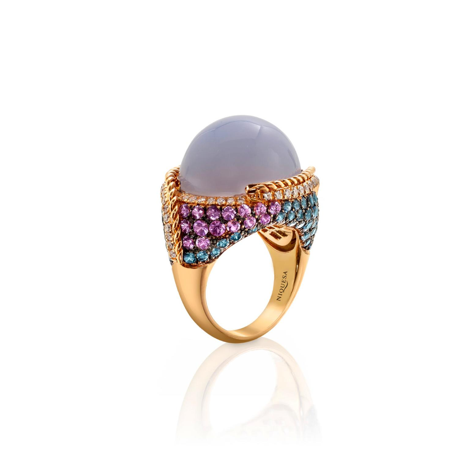 Niquesa Venice Zanni ring