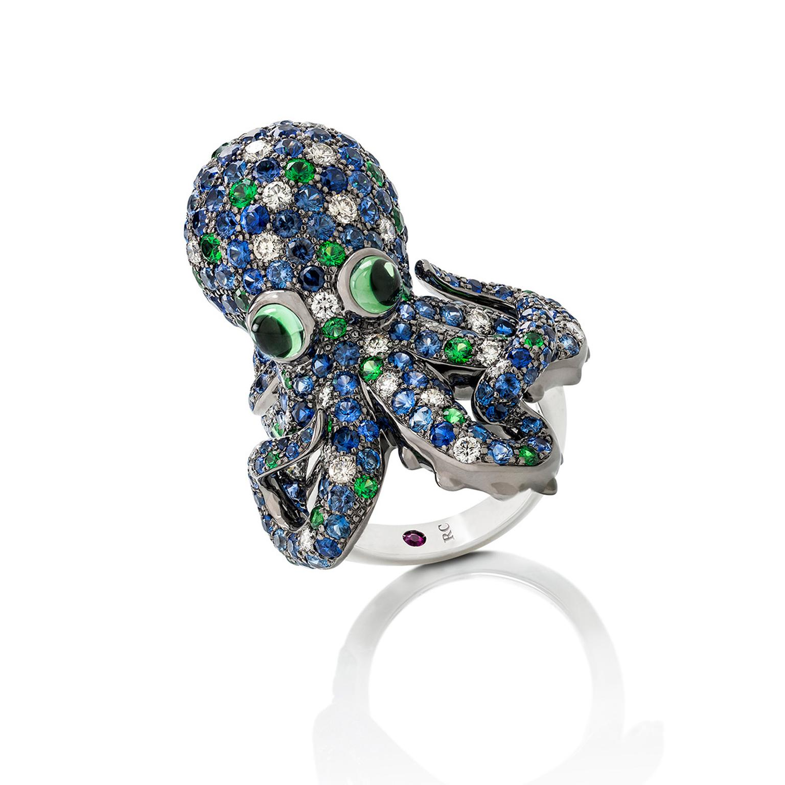 Roberto Coin Octopus ring