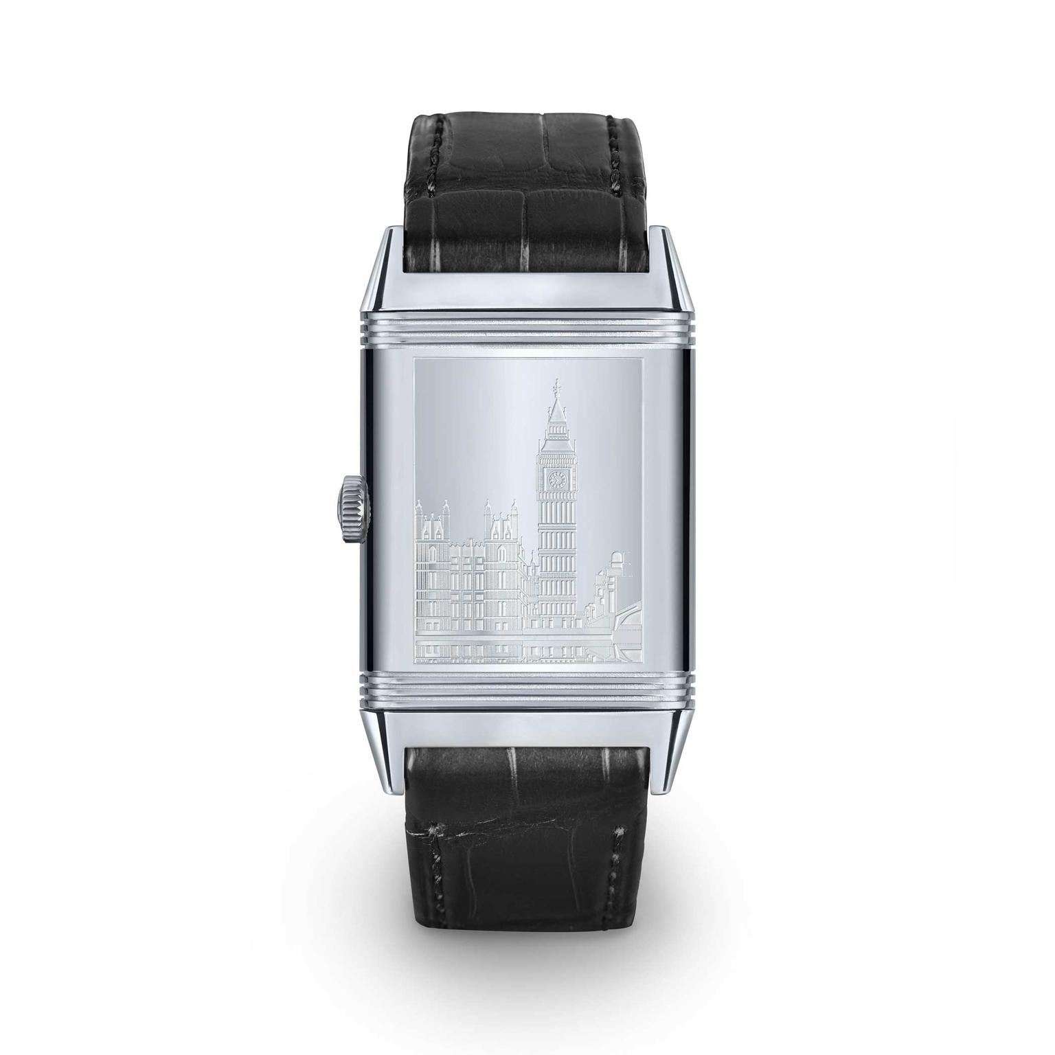Jaeger-LeCoultre Grande Reverso UT Special London Flagship Edition back