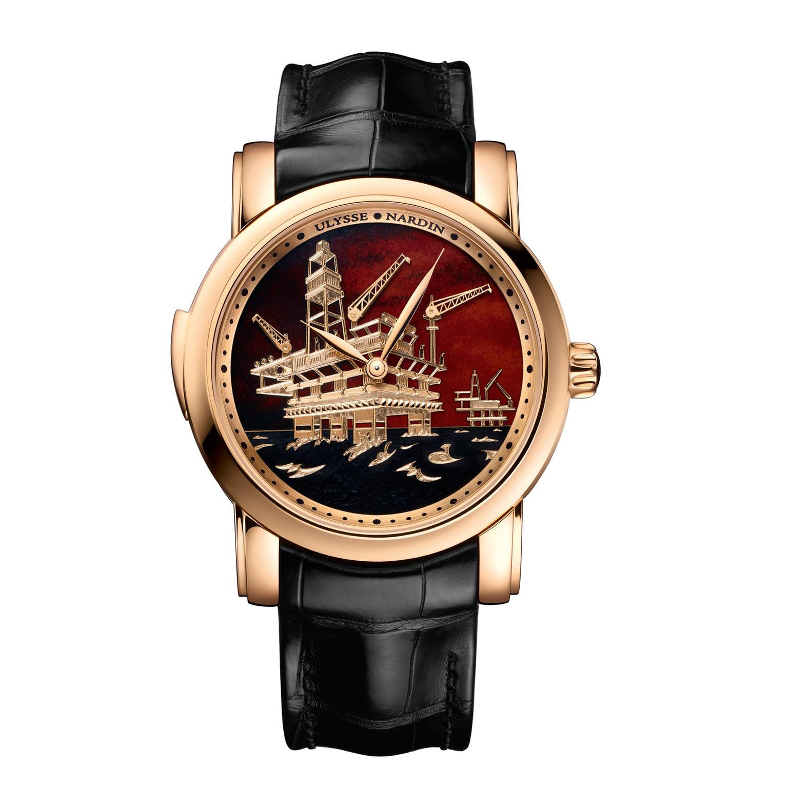 Ulysse Nardin North Sea Minute Repeater