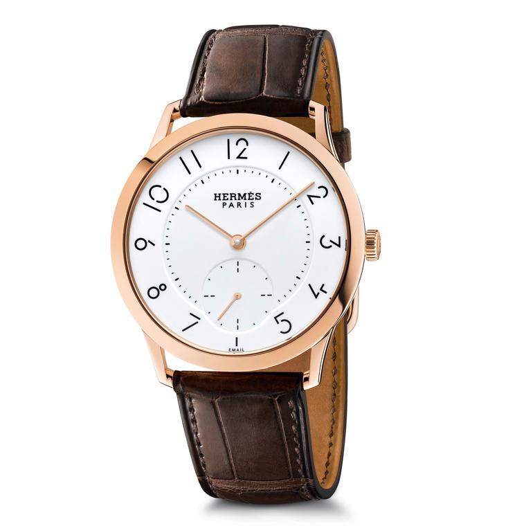 Hermes Slim d'Hermes watch