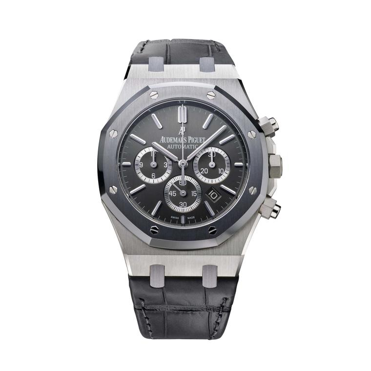Audemars Piguet Royal Oak Leo Messi watch