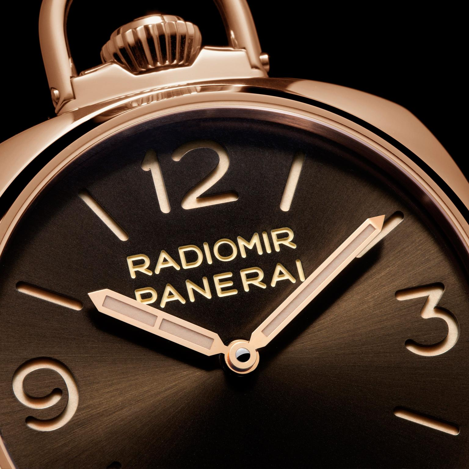 Panerai Radiomir pocket watch