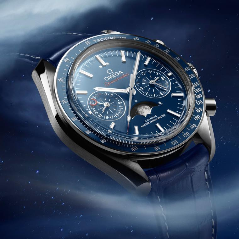 Speedmaster Chronograph Master Moonphase watch