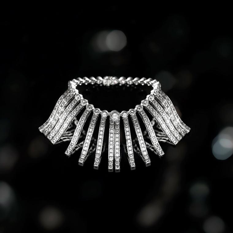 Chanel 1932 Franges diamond bracelet