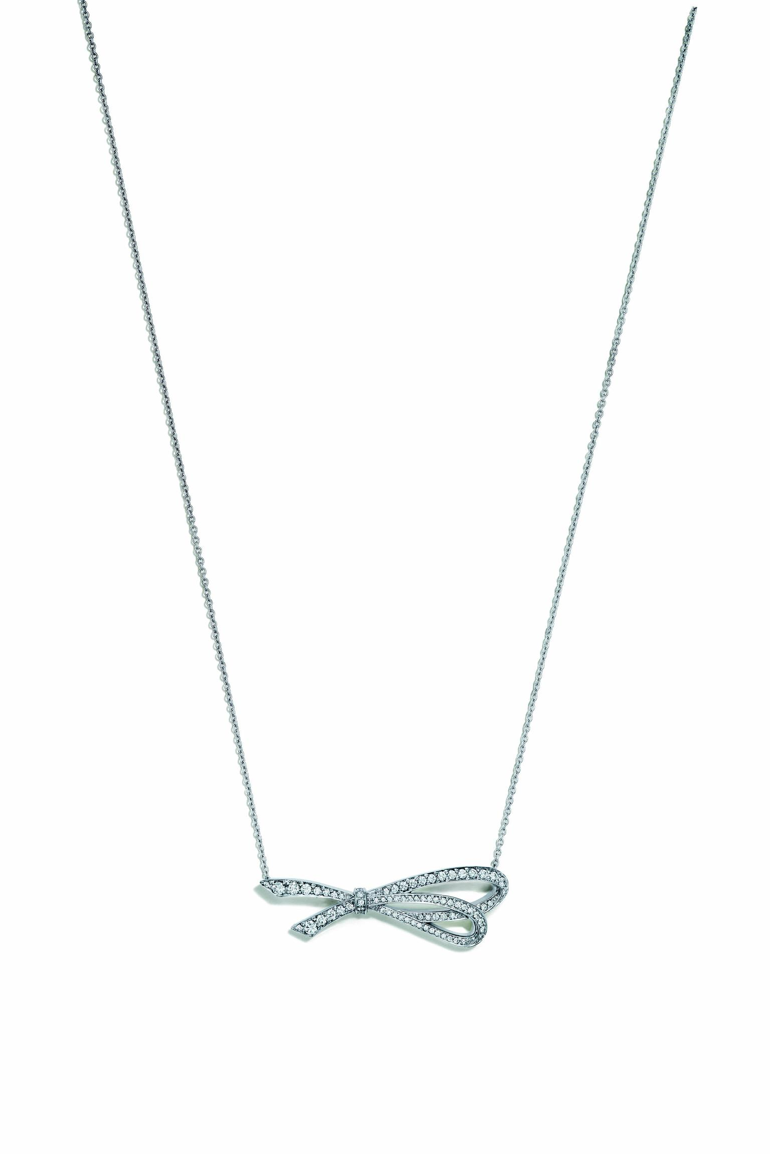 Tiffany Bow pendant