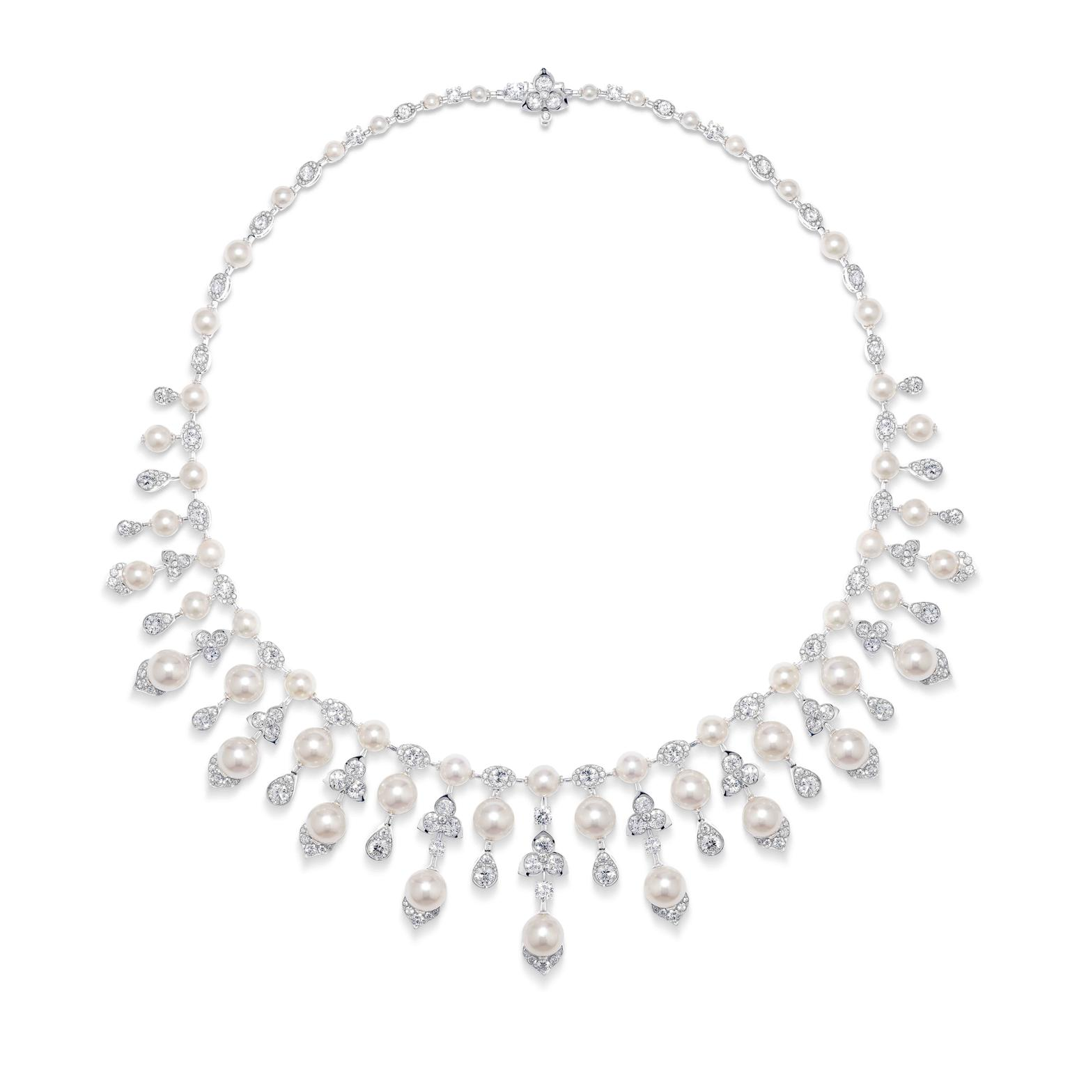 Purity necklace by David Morris