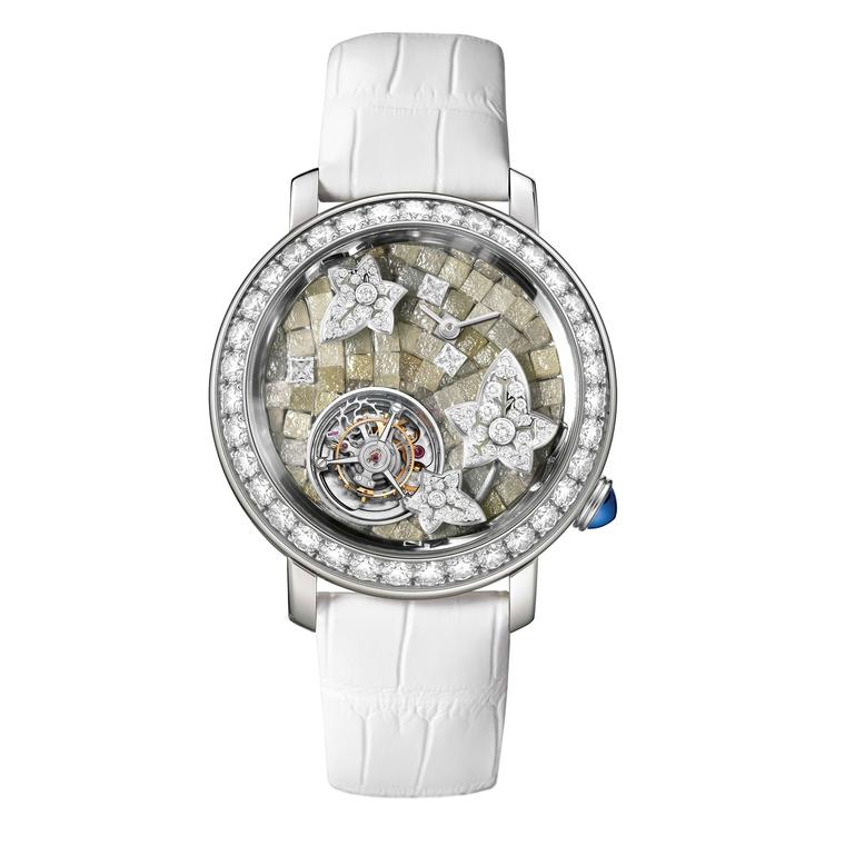 Boucheron Lierre de Lumiere watch