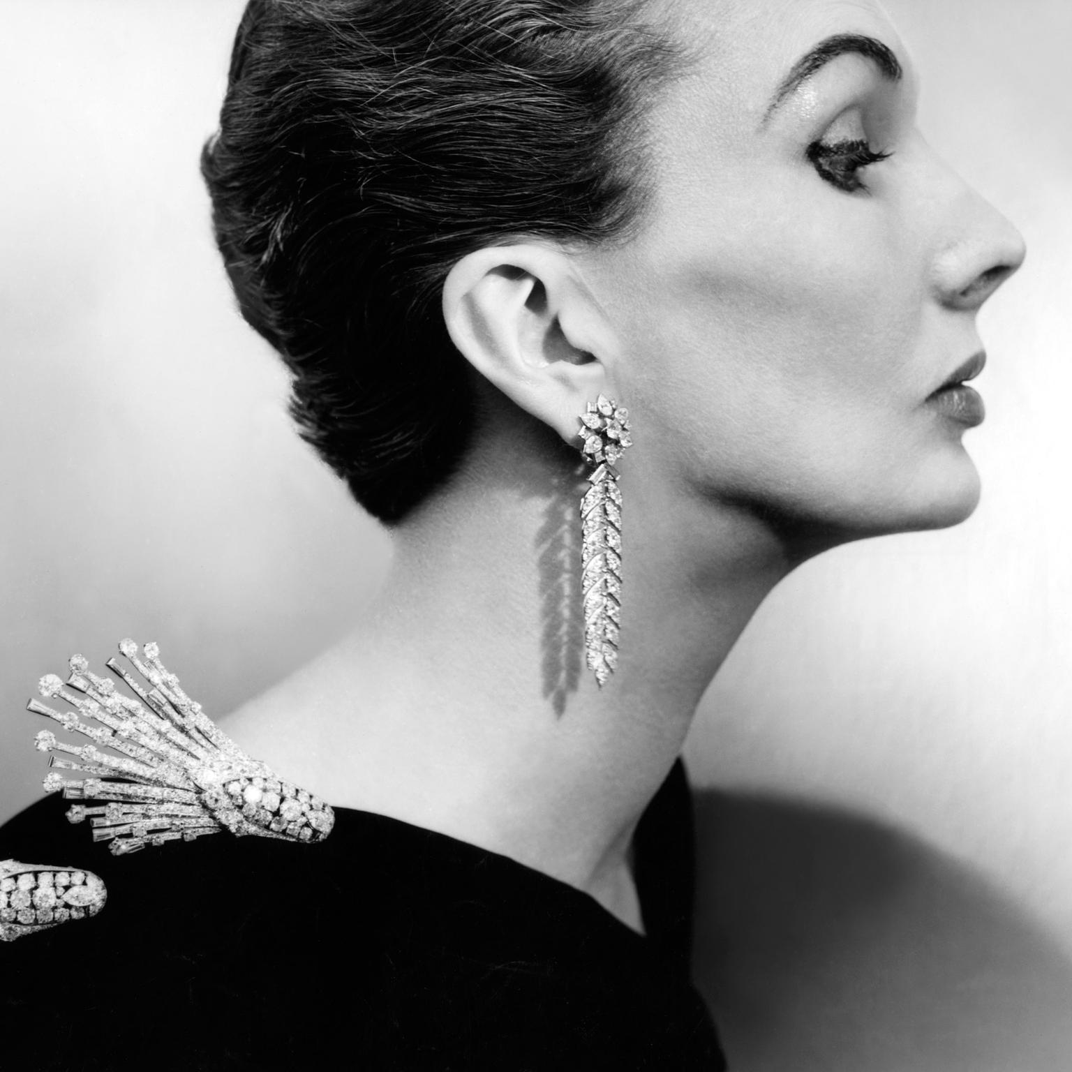 Cartier Vogue December 1951 Anthony Denney