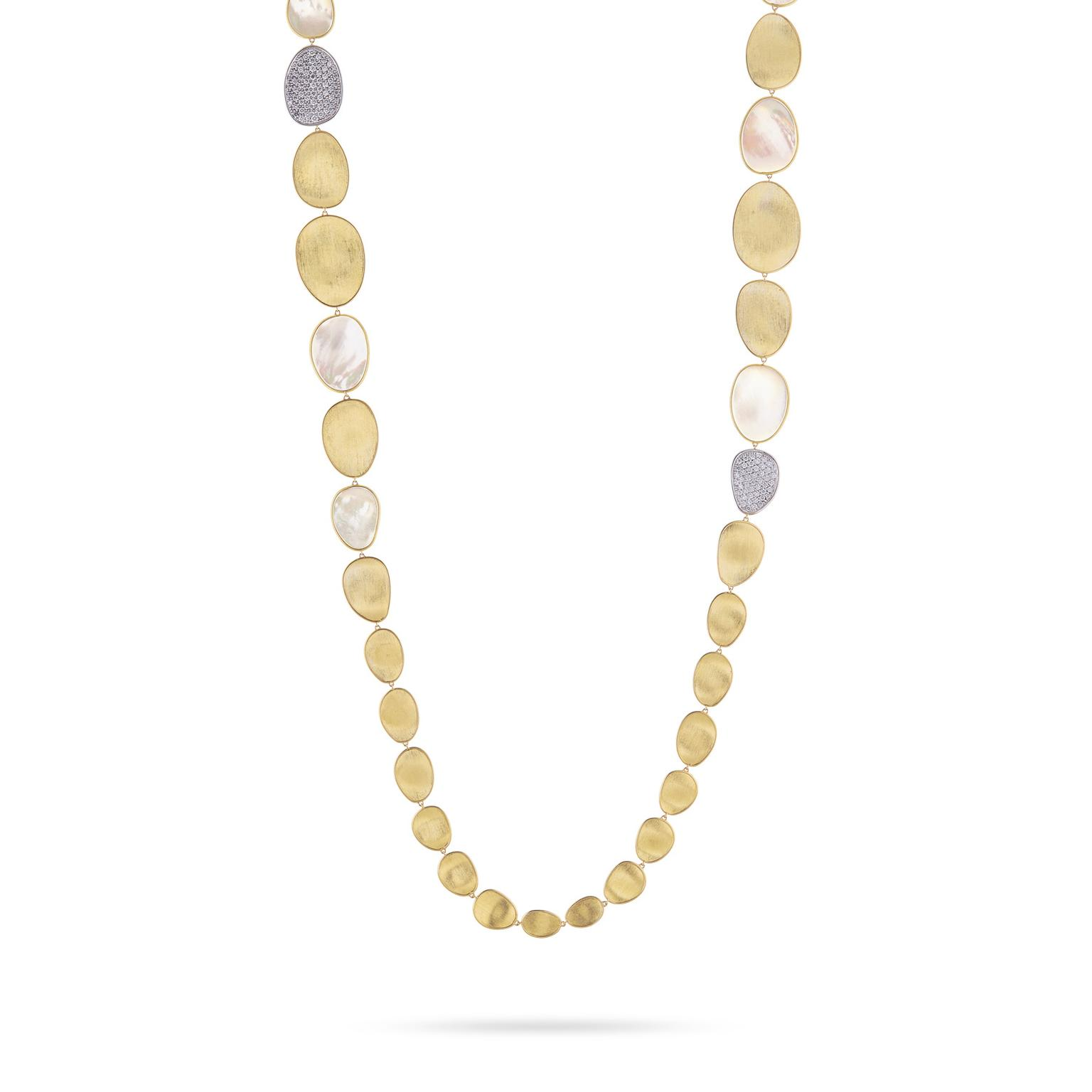 Marco Bicego Lunaria Sautoir with mother-of-pearl