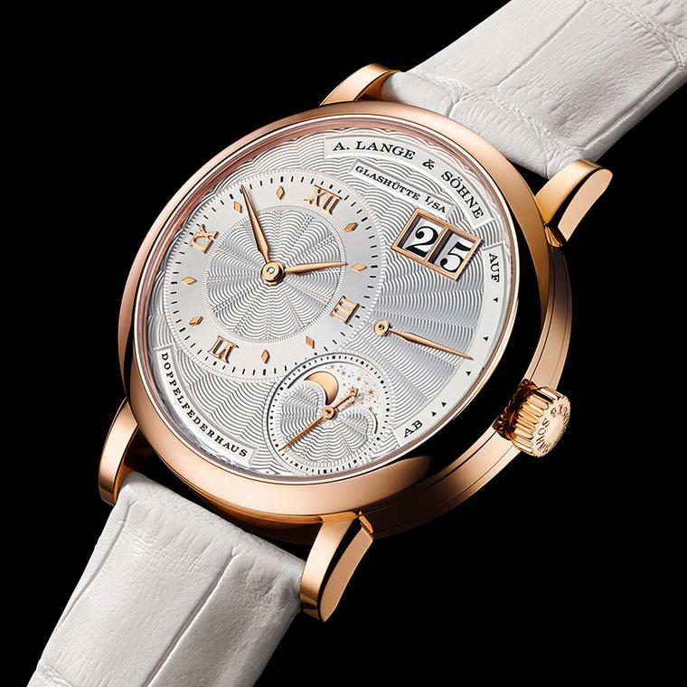 A. Lange & Sohne Little Lange 1 Moon Phase watch