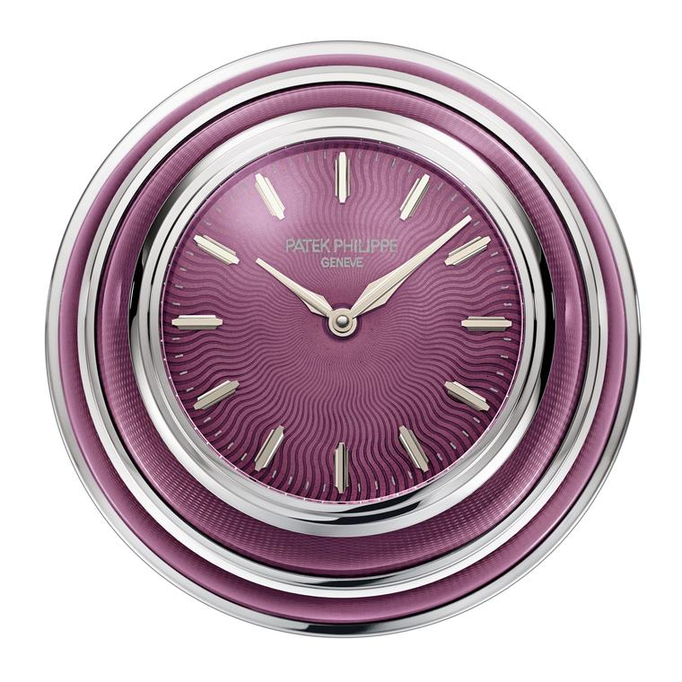 Patek Philippe The Hour Circle table clock