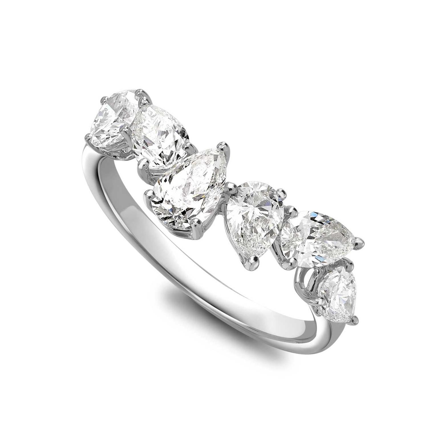 William & Son MYA diamond ring