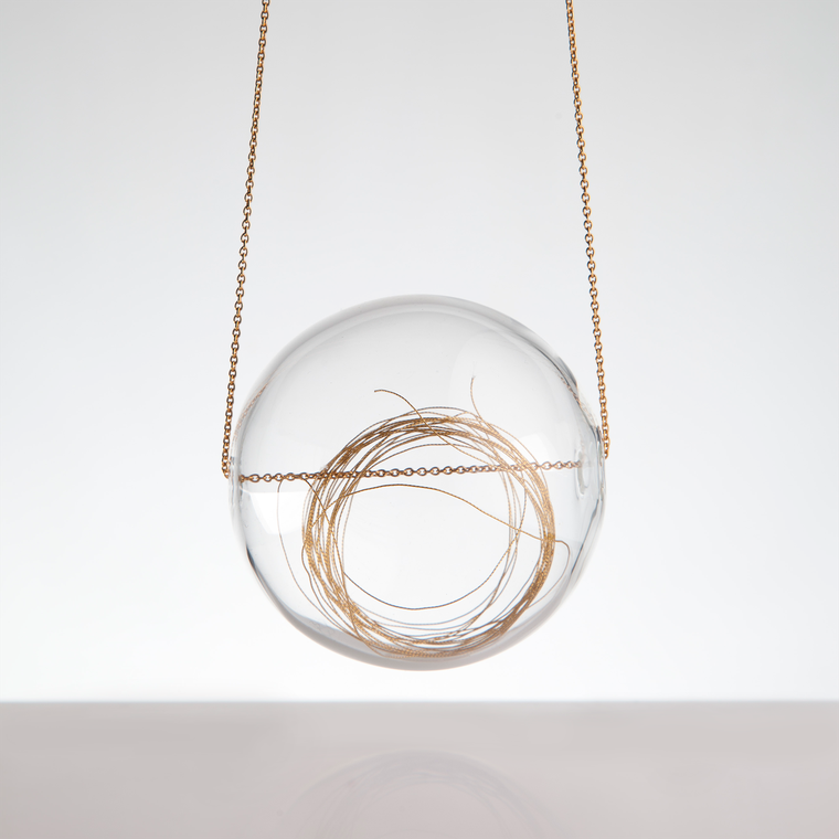 Wendy Ramshaw Lucciole necklace 2009