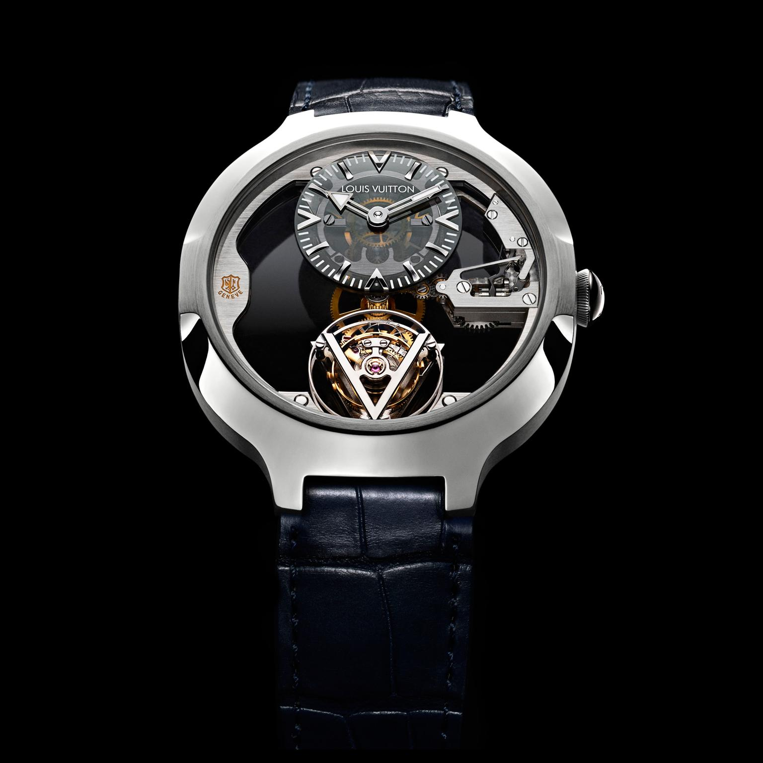 Louis Vuitton Poincon de Geneve face