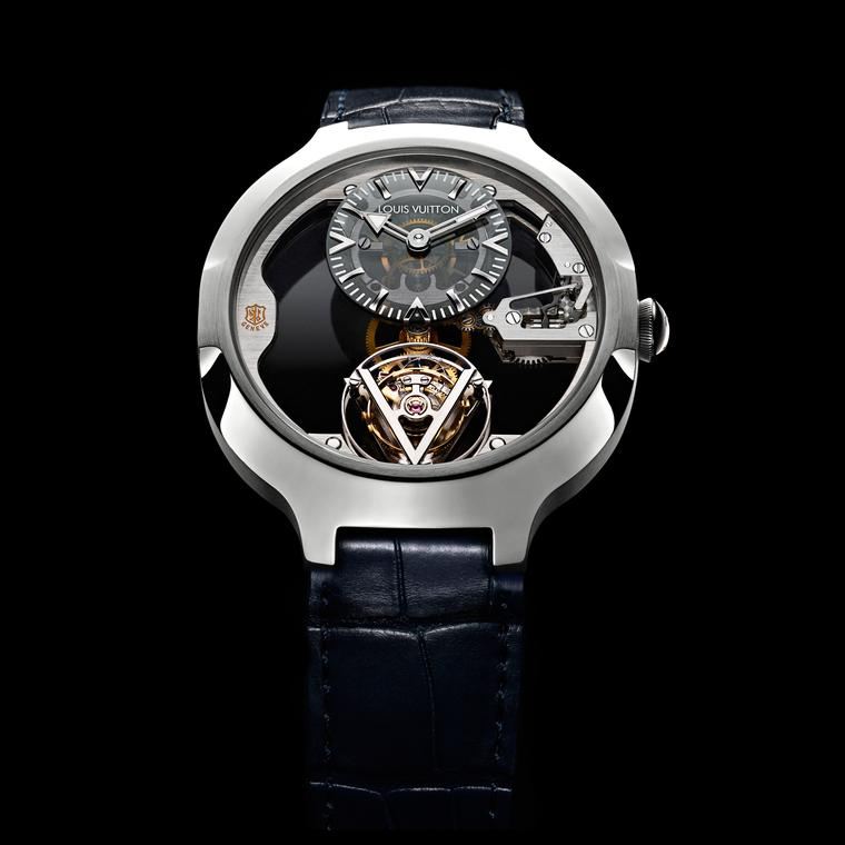 "Flying Tourbillon ""Poinçon de Genève"" watch"
