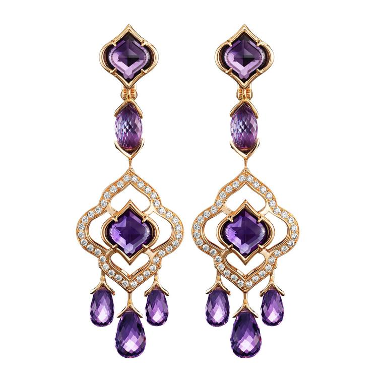 Chopard jewellery paints the town purple at the Venice Film Festival
